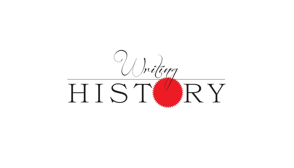 writing History slogan
